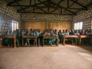 classroom desks, charity gifts