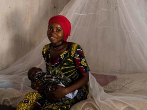 mosquito nets for a family, charity gifts