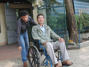 wheelchair, charity gifts