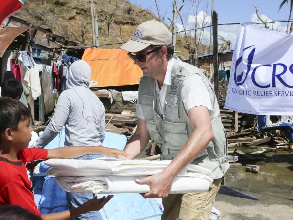 rebuilding kit after a disaster, charity gifts